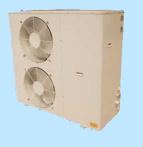 Aircool varmepumpe